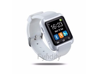 Bluetooth Smart Watch U80 Vit