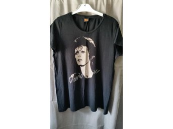 DAVID BOWIE T-SHIRT ST LARGE