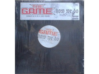 The Game Feat. 50 Cent  titel *How We Do* US 12""