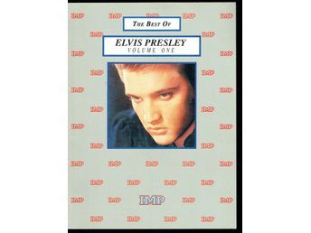 The Best Of Elvis Presley - Volume one med ackord för gitarr