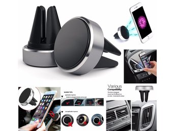 Magnet phone holder