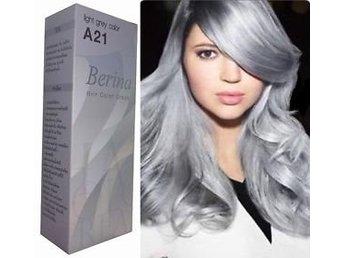 silver hårfärg hemma