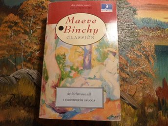 MAEVE BINCHY, GLASSJÖN, 1996, POCKET, BOK