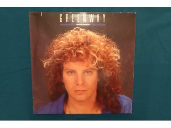 GREENWAY - LP - SERIOUS BUSINESS - ROCK 1988!!! ****