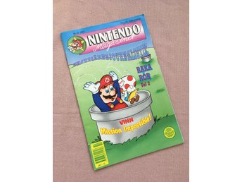 Nintendomagasinet  Nr 10 1991