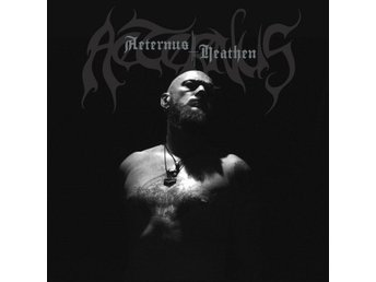 Aeternus -Heathen lp 2018 Norwegian dark metal