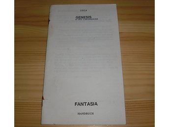 Manual MD: Fantasia