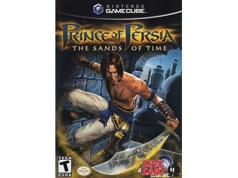 Prince of Persia the Sands of Time (Amerikansk Version)