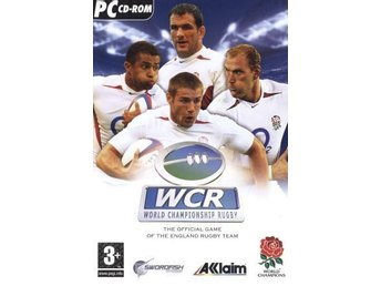 PC - World Championship Rugby (WCR) /NYTT
