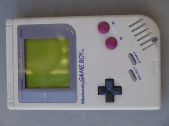 Nintendo - Gameboy - Fungerar men utan batterier