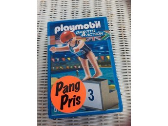 Playmobil 5198 sports & actions Tävlingssimmare - Rimbo - Playmobil 5198 sports & actions Tävlingssimmare - Rimbo
