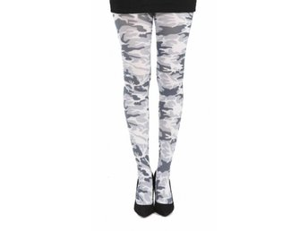 CAMOUFLAGE STRUMPBYXOR / TIGHTS  48-54 XXL-5XL