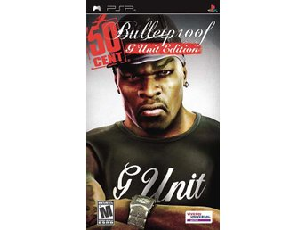 50 Cent Bulletproof - G Unit Edition - Sony PSP - Varberg - 50 Cent Bulletproof - G Unit Edition - Sony PSP - Varberg