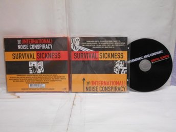 (INTERNATIONAL) NOISE CONSPIRACY - SURVIVAL SICKNESS