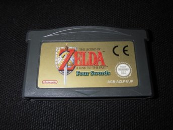 The Legend of Zelda - A Link to the Past   Four Swords