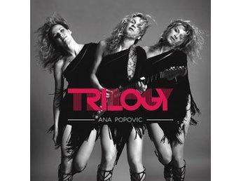 Popovic Ana: Trilogy 2016 (Digi) (3CD) - Nossebro - Popovic Ana: Trilogy 2016 (Digi) (3CD) - Nossebro