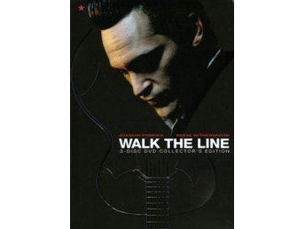 Walk The Line - 3 disc Collectors Edition