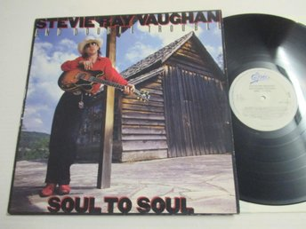 "Stevie Ray Vaughan and Double Trouble ""Soul To Soul"""