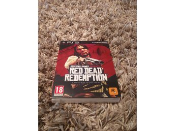 Red Dead Redemption Limited Edition - PS3