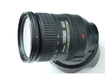 Nikon AF-S 18-200mm F:3,5-5,6 G DX IF ED VR 18-200 VR