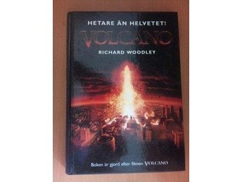 VOLCANO  -RICHARD WOODLEY