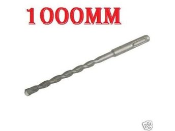 25mm x 1000mm Long Series SDS + Masonry Drill SDS Plus Meter long Drilling