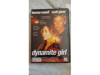 Dynamite girl / The Spy Within (1995)