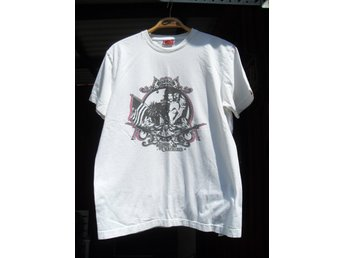 "T-Shirt Vit LEVIS "" Text High Chaparal"" St:Medium"