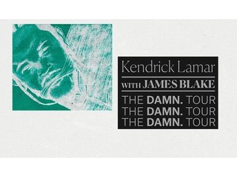 Kendrick Lamar // 2 x Golden Circle