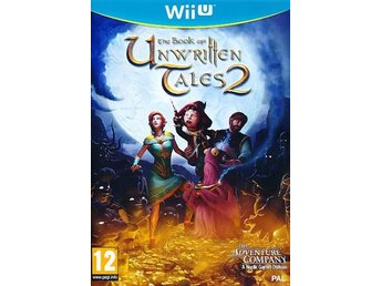 Book of Unwritten Tales 2 WIIU (Wii U)