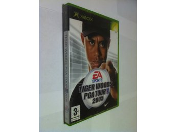 Xbox: Tiger Woods PGA Tour 2005