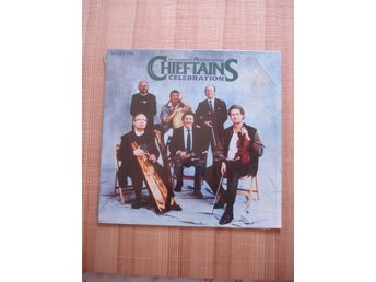 LP The Chieftains A Cheiftains Celebration