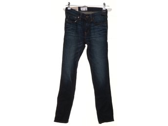 Abercrombie & Fitch, Jeans, Strl: 28 / 28, Blå