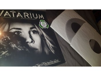 AVATARIUM - THE GIRL WITH RAVEN MASK LTD CLEAR 300X ORDER EXCLUSIVE RARE!!