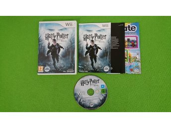 Harry Potter and the Deathly Hallows Part 1 Nintendo Wii