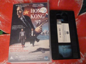 HON KONG ´97, VHS, ACTION, FILM, 85 MIN.