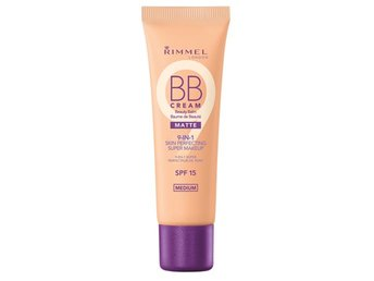 Rimmel Matte BB Cream SPF15 30ml - Medium