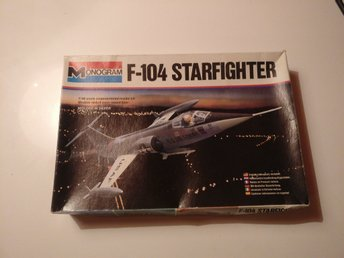 Monogram F-104 Starfighter 1/48