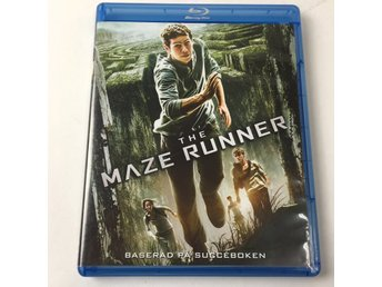 Blu-Ray Disc, Blu-ray Film, the Maze Runner