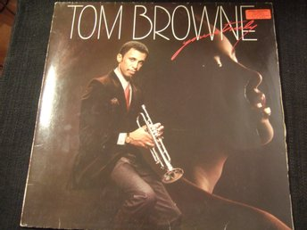 LP - TOM BROWNE. Yours truley. 1981