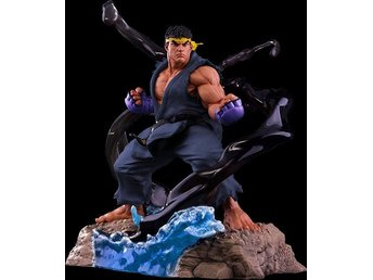 Ryu V-Trigger (Player 2 Blue), PCS, Ej Sideshow