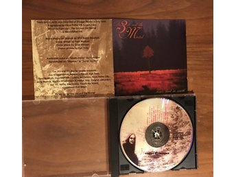 THE 3RD AND THE MORTAL - Tears Laid In Earth CD (VOW 041)