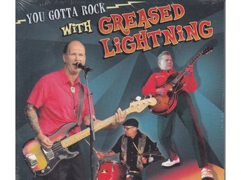 CD Greased Lightning