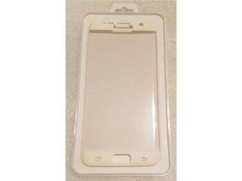 Samsung Galaxy S7 EDGE Härdat Glas Full Skärm VIT - örebro - Samsung Galaxy S7 EDGE Härdat Glas Full Skärm VIT - örebro