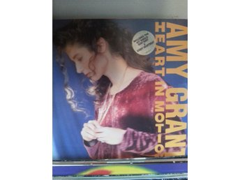 "Amy grant heart in emotion 12 "" vinyl lp"