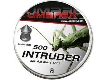 Luftgevär/pistol Umarex Intruder 4,5mm 500st - Landvetter - Luftgevär/pistol Umarex Intruder 4,5mm 500st - Landvetter