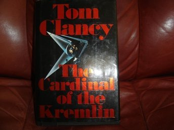 "Tom Clancy ""The Cardinal of the Kremlin"""