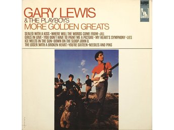 LP Gary Lewis and the Playboys More golden greats