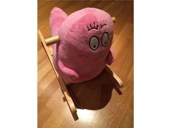 Barbapapa rosa gungdjur/gunghäst - örsundsbro - Barbapapa rosa gungdjur/gunghäst - örsundsbro