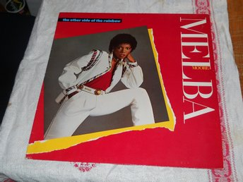MELBA MOORE--The other side of the rainbow.     LP